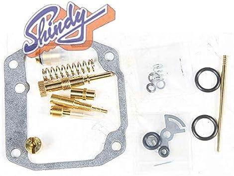 Carburetor Carb Rebuild Repair Kit Suzuki LT-F230 Quad Runner 1986-1987