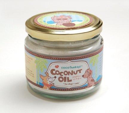 CocoTherapy CTT-0001-8 1 Piece Virgin Coconut Oil, 8 oz