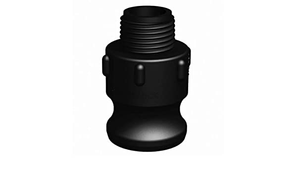 3//4 Male Adapter-1//2 Female Thread RealPro Cam /& Groove Fitting