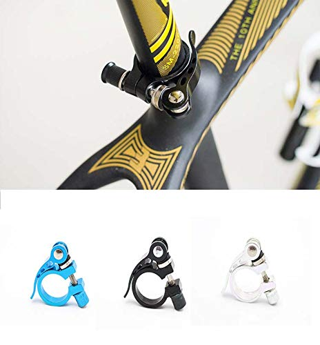 LinQ® Bicicleta y Motocicleta Tubo Manillar abrazadera soporte ...