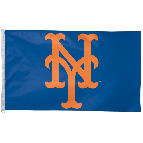 MLB New York Mets 3-by-5 foot Flag