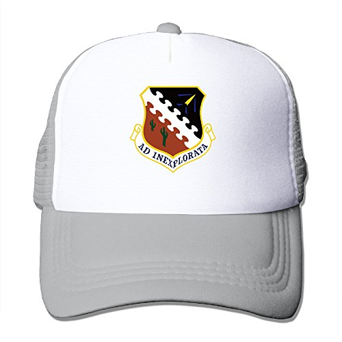 air-force-flight-test-center-adult-baseball-mesh-hats-ash