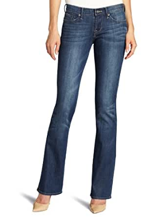 Lucky Brand Women's Sweet And Low Jean, Medium Summit, 33x32