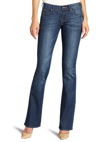 Lucky Brand Women's Sweet and Low Jean, Medium Summit, 28x32 - Lucky Brand Flare Jeans