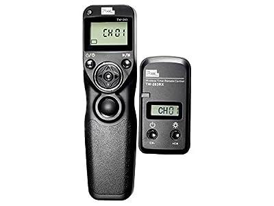 PIXEL TW-283/DC0 Wireless Shutter Release Timer Remote Controls by PIXEL Enterpirse Limited