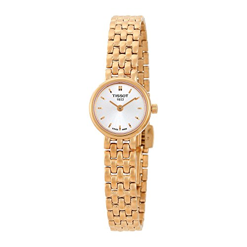 Tissot Lovely Silver Dial Ladies Watch T058.009.33.031.01