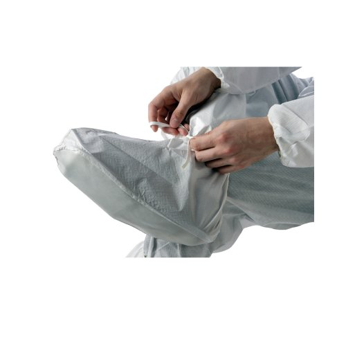 3M Disposable Overboot Covers 450, Microporous Laminate, White (Case of 20)