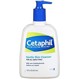 Cetaphil Gentle Skin Cleanser - 20 oz (Bonus Size)