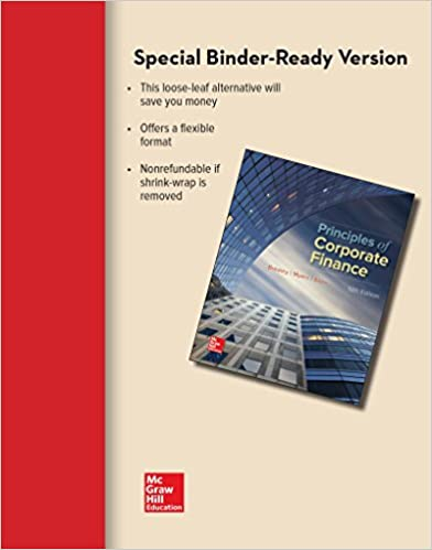 Amazon loose leaf for principles of corporate finance loose leaf for principles of corporate finance 12th edition fandeluxe Images