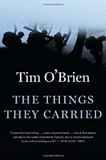 com o brien s the things they carried cliffs notes by tim o brien the things they carried