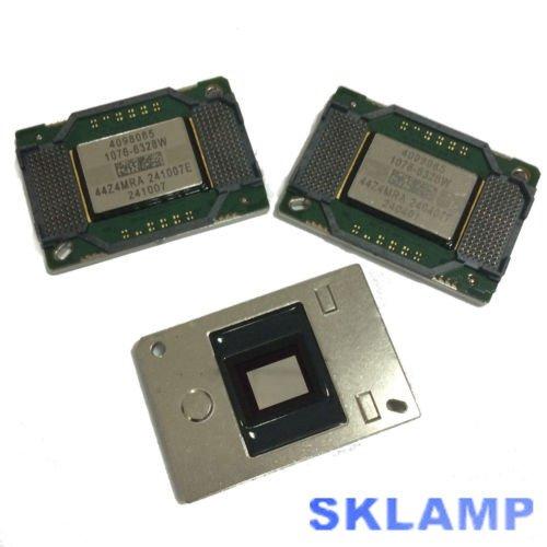 Sklamp DLP Projector DMD Chip 1076-6318W 1076-6319W 1076-6328W 1076-6329W 1076-6338W 1076-6339W For Mitsubishi Toshiba DELL VIVITEK by SKLAMP (Image #1)