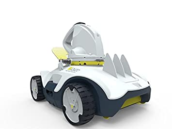 Kokido RC30CBX/EU - Robot de Piscina Limpiafondos Kokido Robotic (4.5 l/h) totalmente autónomo para Piscinas (35x25x25 cm): Amazon.es: Jardín