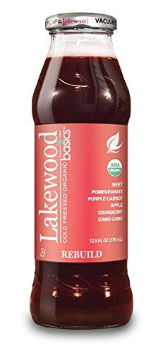 lakewood-organic-basics-juice-rebuild-125-fluid-ounce-pack-of-12