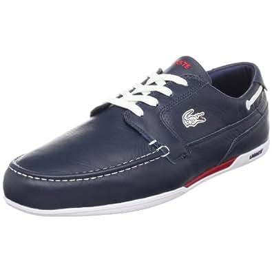 Amazon.com | Lacoste Menu0026#39;s Dreyfus Boat Shoe | Fashion ...