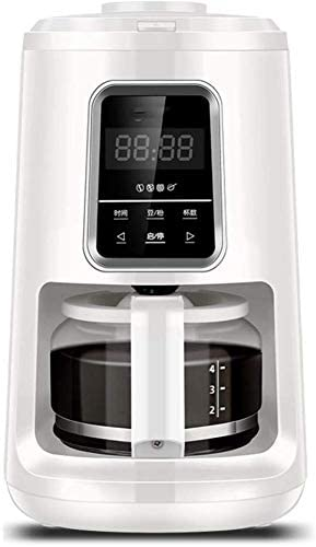 CHNFF Práctico 900W cafetera de Filtro con Pantalla Digital LED ...