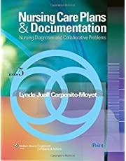 Nursing Care Plans and Documentation: Nursing Diagnoses and Collaborative Problems by Lynda Juall Carpenito RN MSN CRNP(2008-11-04)