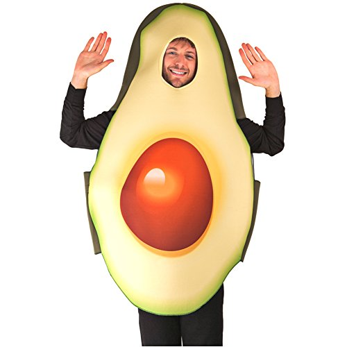 Adult Avocado Costume -