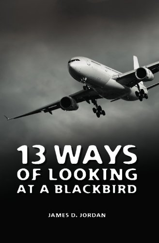 Book: 13 Ways of Looking at a Blackbird by James Jordan