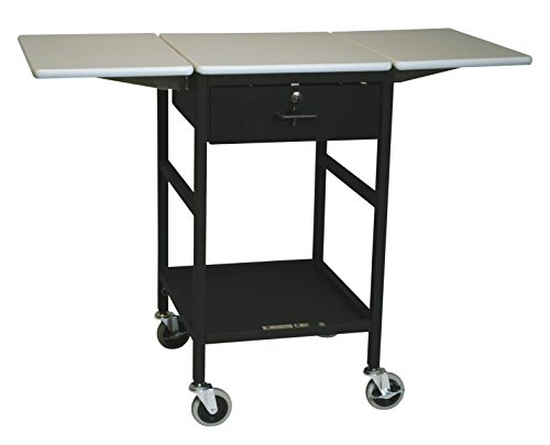IRSG ERGO-27-K8 IRSG Height Adjustable Mobile Processing Table, 20