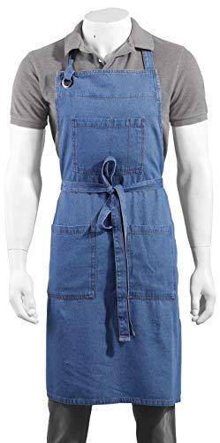 100 cotton butcher aprons - 8