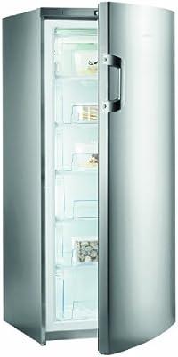 Gorenje F6152AX - Congelador (Vertical, Independiente, Acero ...