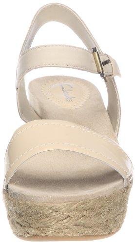 Zapatos para cuero de Beige mujer Clarks CdvqOnHxw