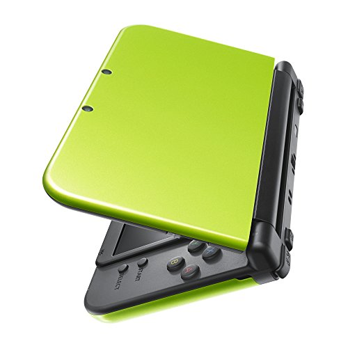 Nintendo New 3DS XL - Lime Green Special Edition [Discontinued] by Nintendo (Image #4)