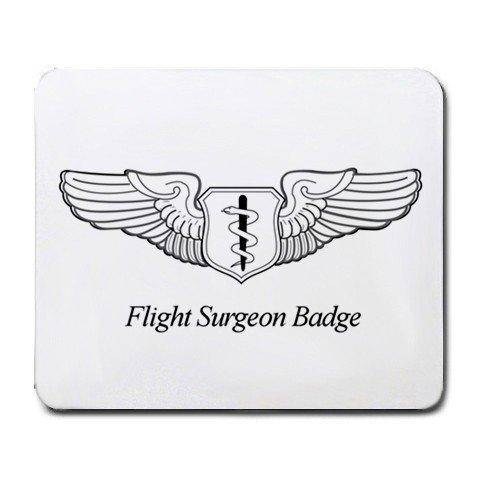 - Flight Surgeon Badge Mouse Pad