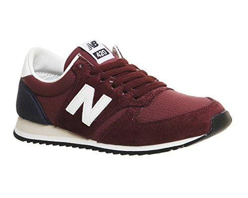 U420v1 Baskets Homme Bordeaux Balance Basses New vwg0xZ