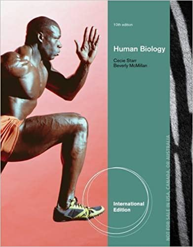 Human Biology by Cecie Starr (2013-01-31)