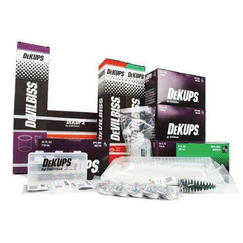 DeVilbiss 658701023714 DPC650 DeKups Shop Starter Kit ()