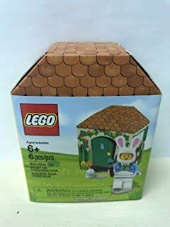 Amazon lego easter basket with eggs 40017 toys games lego 2018 iconic easter 5005249 negle Choice Image