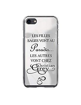 coque iphone 8 mr grey
