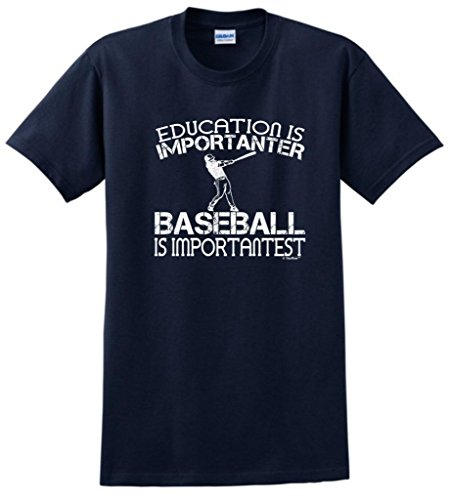 Baseball is Important Funny T Shirt