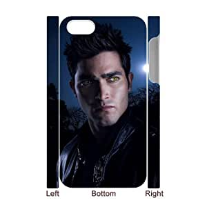 WJHSSB Diy hard Case Teen Wolf customized 3D case For Iphone 4/4s