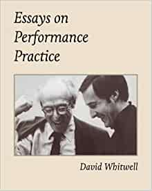 david whitwell essays The principal purpose in writing these essays is to make available to the reader a much broader understanding of the practice of music in about david whitwell.