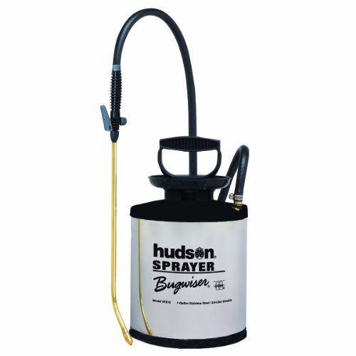 Hudson 67215 Bugwiser Stainless Steel 1 Gallon Sprayer Review