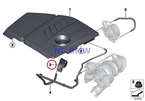 (BMW Mini Turbocharger Boost Solenoid Valve (Pressure Converter) Coop.S JCW Cooper S Coop.S JCW Cooper S Coop.SX JCW Cooper S Cooper SX Coop.SX JCW Cooper S Cooper SX)