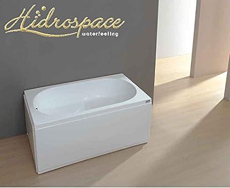 Vasca Da Bagno Piccola Senza Seduta : Vasca da bagno hidrospace small amazon casa e cucina