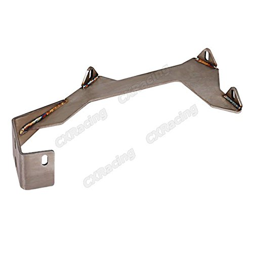 Cx Front Nose Hood Latch Support Bracket for 67-68 Camaro Clears Intercooler Room