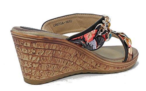 Boulevard - Zapatos con tacón mujer negro
