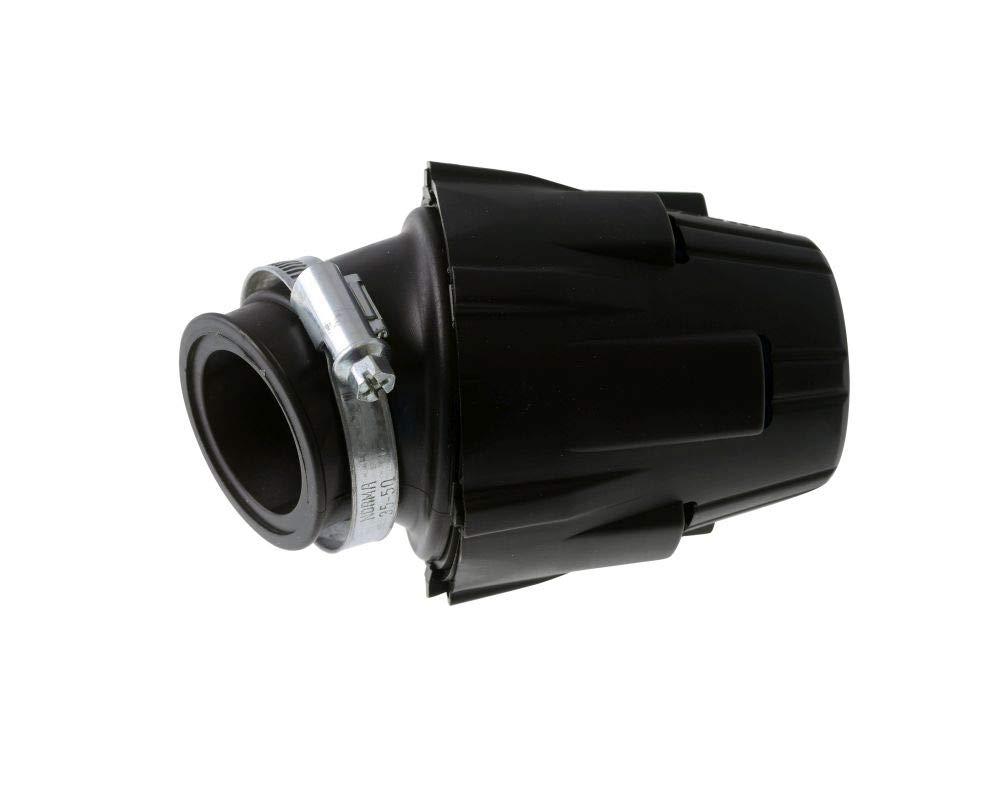 Luftfilter POLINI Air Box 37mm 30Grad schwarz