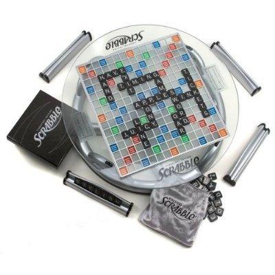 Glass Signature Edition Scrabble