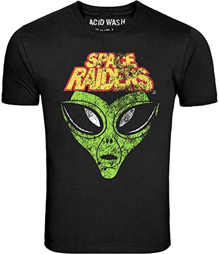 Space Raiders 80s Crisps T-shirt for Adults or Kids