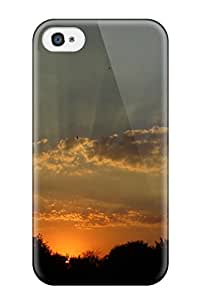 Defender Case For Iphone 4/4s, Sunset Pattern