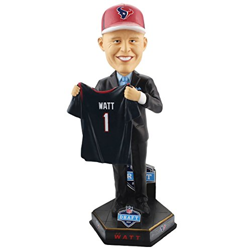 J.J. Watt Houston Texans 2011 NFL Draft Day Bobblehead NFL