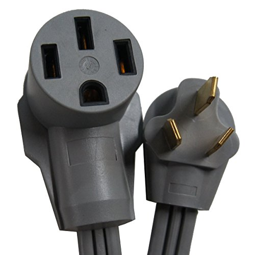 Gomadic Electric Vehicle Big Three 220v Charger Adapter Kit Includes NEMA 14-50R to NEMA 10-30P L14-30P and 10-50P - Charging Options to Your Tesla EV Car by Gomadic (Image #2)