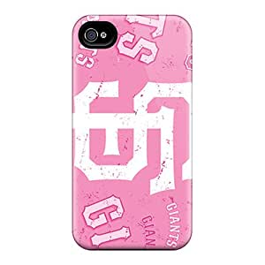 High Impact Dirt/shock Proof Cases Covers For Iphone 6 (san Francisco Giants)