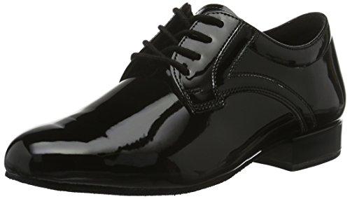 Diamant Herren Tanzschuhe 085-026-038, Zapatos de Danza Moderna/Jazz para Hombre negro
