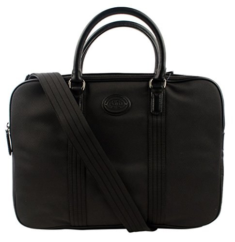 Polo Ralph Lauren Men's Thompson Briefcase-B-One - Ralph Luggage Lauren Polo